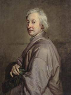 Kneller, Godfrey, 1646-1723; John Dryden (1631-1700), Playwright, Poet Laureate and Critic