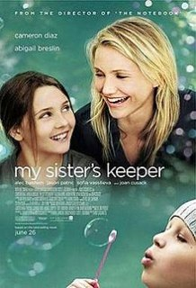 My Sister's Keeper film